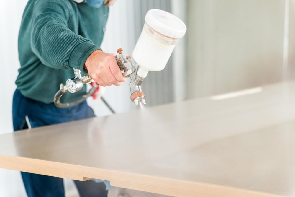 Explication des bases de la peinture par pulvérisation électrostatique